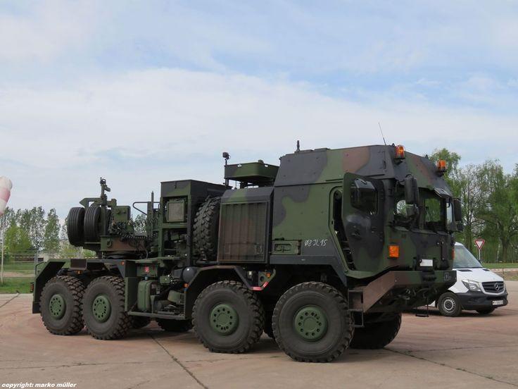 MAN Schwerlasttransporter 2 (SLT2 70to FSA) MAMMUT