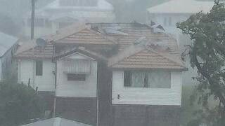 Rockhampton Cyclone Marcia