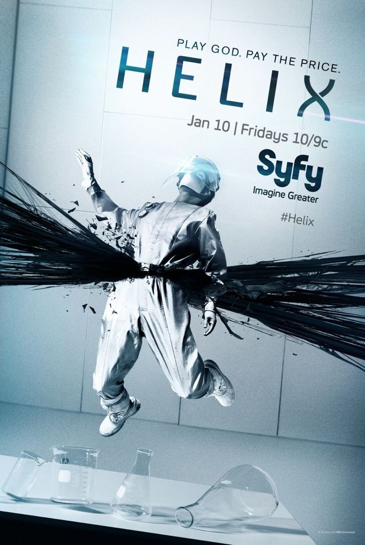 Syfy and Chiller Win Five Awards for Creative Design