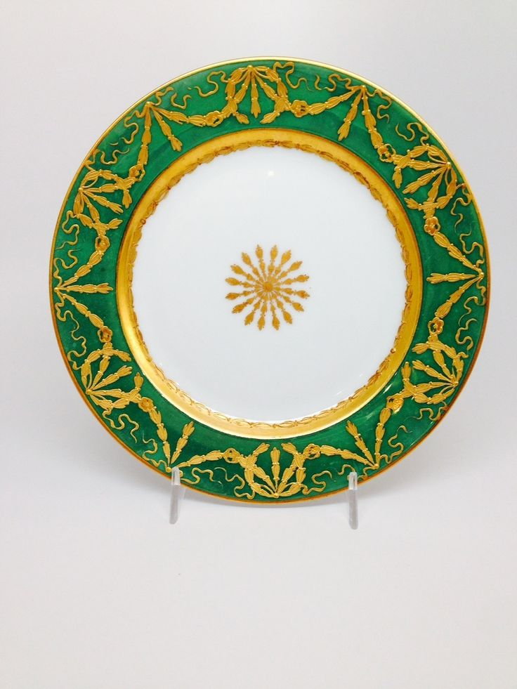 One of a kind collection of Gilded Age China-Tabletop focusing on the period Primarily English Porcelain but also French and German manufacturers too.  sc 1 st  Pinterest & 63 best All That Glitters Porcelain Plates images on Pinterest ...