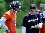 Jay Cutler learns to trust Bears coach Marc Trestman