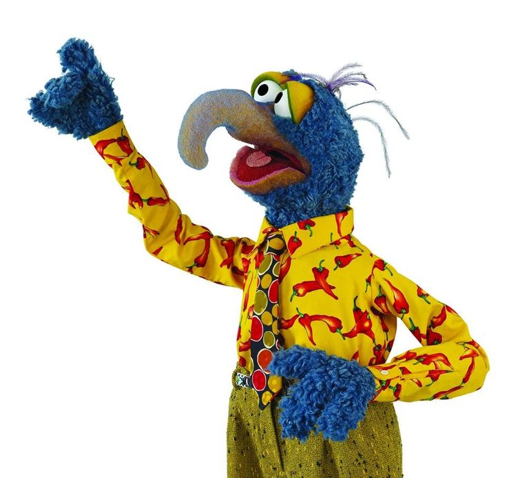 241 Best Muppet Greatness Images On Pinterest: 272 Best The Great Gonzo Images On Pinterest