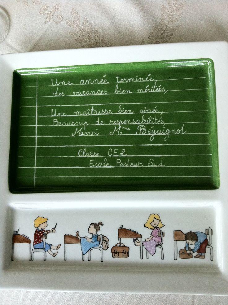 18 best images about cadeaux instituteurs on pinterest teacher presents gifts and - Cadeau pour maitresse d ecole ...