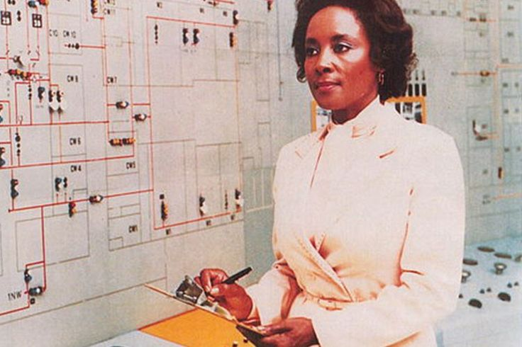 (Mary Winston Jackson)  Hidden Figures: The Untold Story That's Long Overdue- the story of the black female mathematicians who helped make NASA what it is today