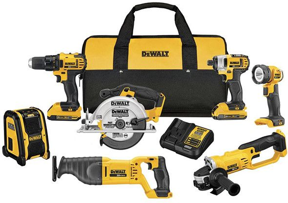 Reader Questions: 12V vs. 18V/20V Max Cordless Power Tools