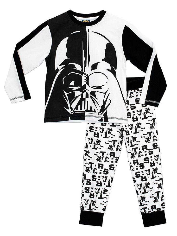 Star Wars - Ensemble De Pyjamas - Star Wars Darth Vader - Garçon: Amazon.fr: Vêtements et accessoires