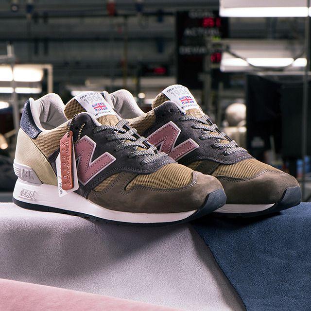 New Balance сшили кроссовки из «излишков»