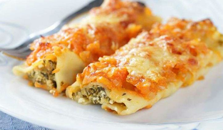 Deliciously light and tasty these cannelloni prepared according to the culinary arts of Salerno. A delicacy to try, absolutely! #Cannelloni stuffed with #fish by #Salerno  #Campania #Italy
