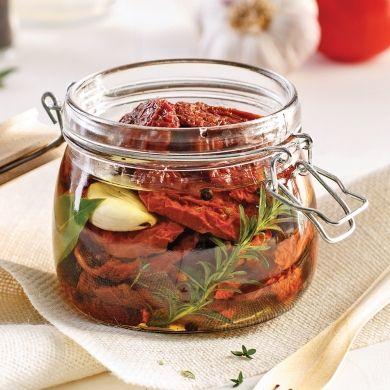 Tomates séchées aux herbes de Provence - Recettes - Cuisine et nutrition - Pratico Pratiques