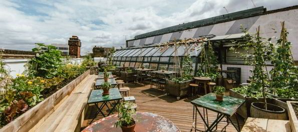 14 Ideas For A London Heatwave - things you can do in London when sweating like a long tailed cat in a room full of rocking chairs