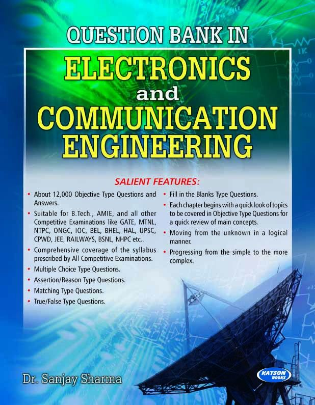 books for isro entrance exam for ece