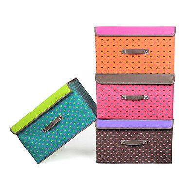 Colorful Storage Box for #backtoschool. Click to enjoy our Back-To-School Sales and get your secret coupon up to $50 until 18th Aug.