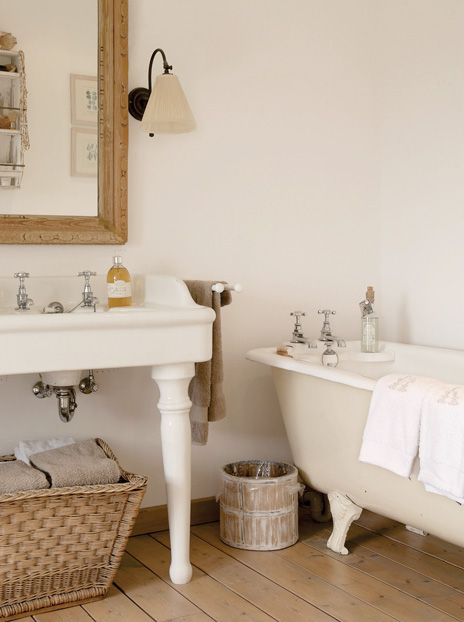 Belgian country bath