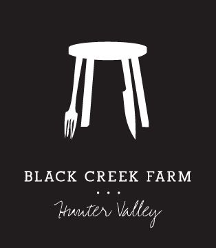 Black Creek Farm... Share plates... Totally yum