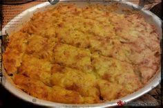 Πατατόπιτα από την Ιταλία #sintagespareas #patatopita #pitamepatates