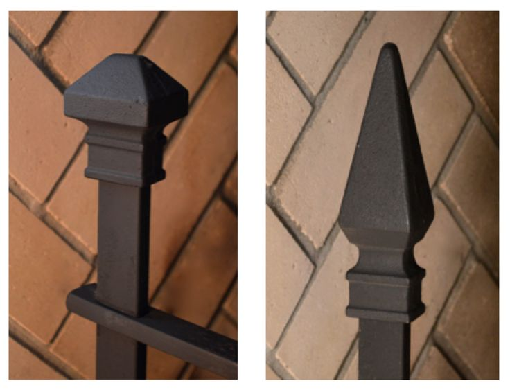 New! Select from two styles of finials to turn the uprights on your Texas Fireframe grate into stately andirons. http://www.texasfireframe.com/add-on-finials.html