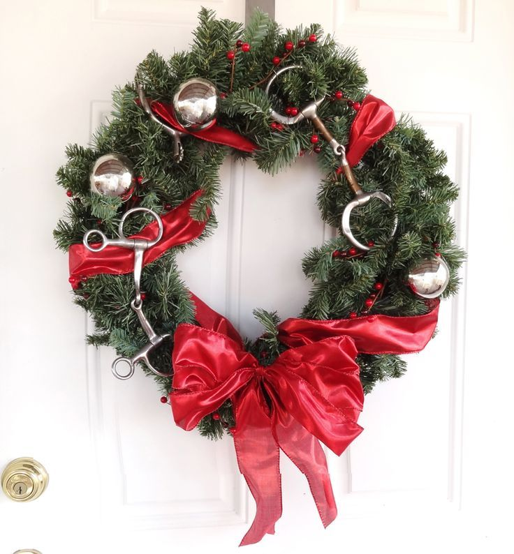 Christmas Decorations For Your Horse : Best images about christmas decorations on