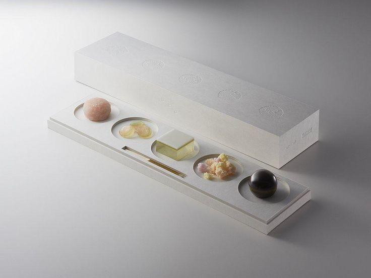 これは新感覚!虎屋から一日を表す機能的な和菓子が登場:ゆきふる