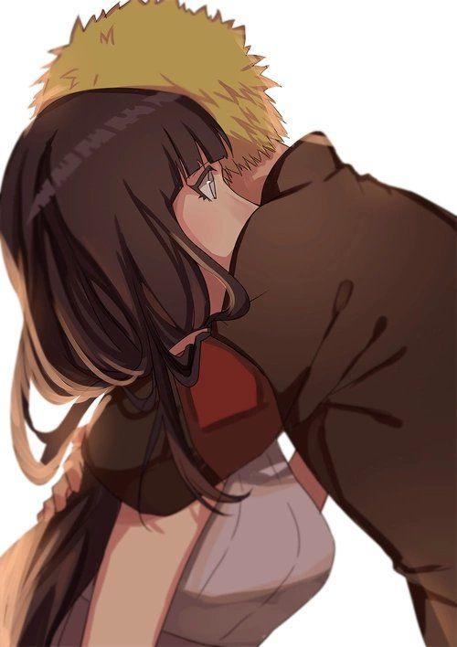 Naruto and Hinata :-)                                                                                                                                                                                 More