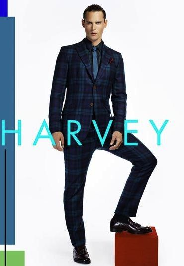 Harvey Nichols Fall/Winter 2012 Campaign