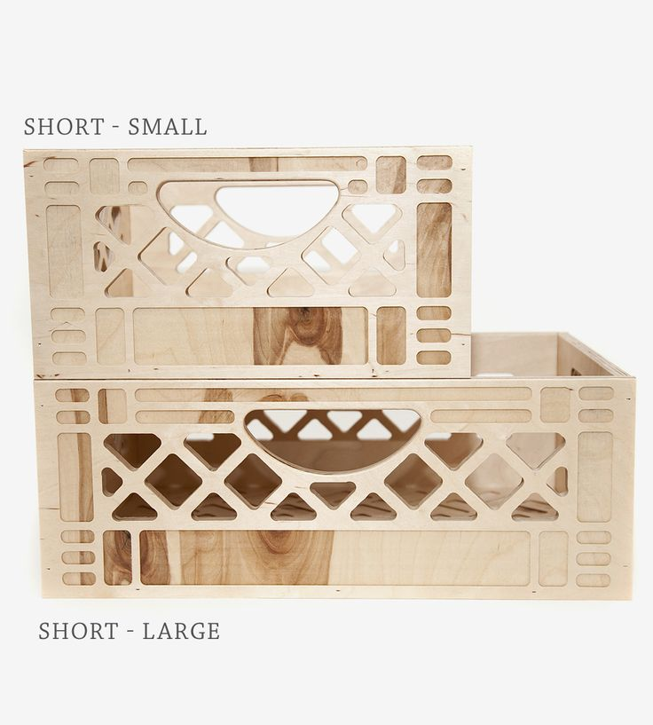 17 best ideas about plastic milk crates on pinterest for Re storage crate