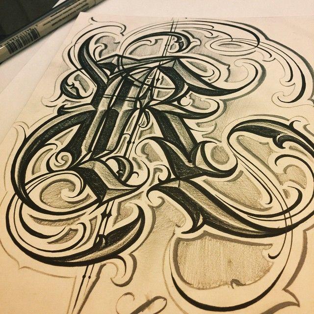 ~ Love Calligraphy & Typography ~