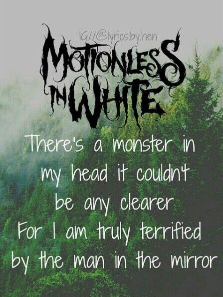 Bring Me The Horizon Lyrics Dark Passenger by Moti...