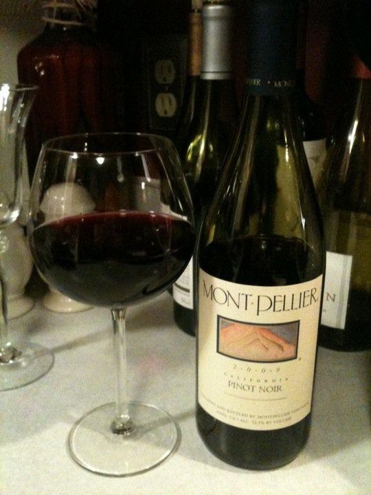 Montpellier Pinot Noir - CA