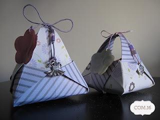 Paniers origami