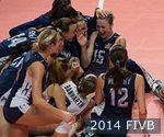 Foluke Akinradewo - USA Volleyball | Team USA