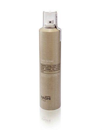 NASHI ARGAN hair spray all'olio di Argan biologico. 22,50 euro
