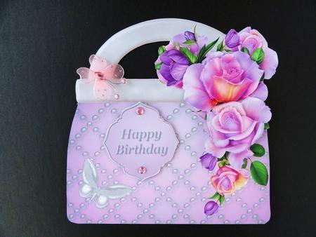 104 Best Handbag Amp Shoe Cards Images On Pinterest