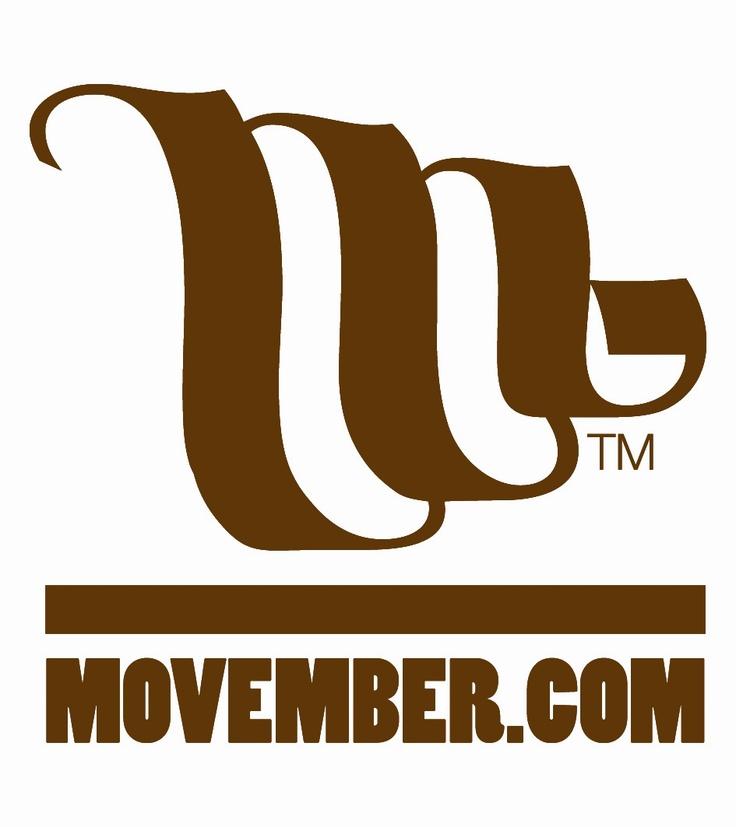 Movember and Prostate Cancer Canada.    I'm a survivor!