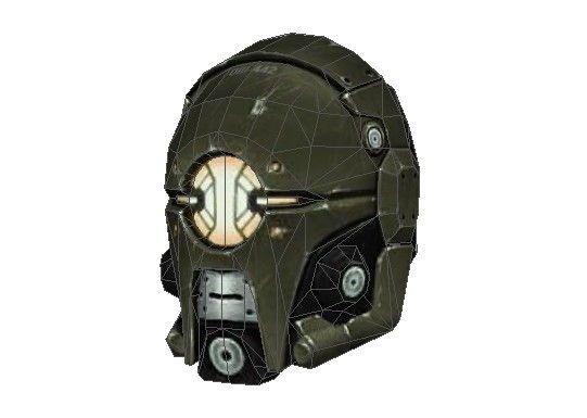 F.E.A.R. 2: Project Origin - Replica Heavy Helmet Free Papercraft Download - http://www.papercraftsquare.com/f-e-a-r-2-project-origin-replica-heavy-helmet-free-papercraft-download.html#FEAR, #HeavyArmor, #Helmet