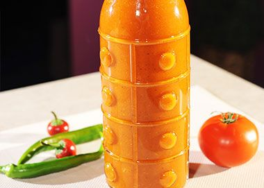 Kamilin kečup - Tajomstvo mojej kuchyne