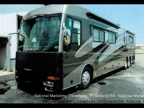 2006 Fleetwood American Tradition 40L, Engine Cat C-11 400, Spartan Chassis, Automatic transmission, Diesel fuel, 92000 miles, Length 40, Well Kept Coach, Full Body Paint in Silvers and Grays, 4-Slide Outs, Corian, , Tile Flooring, Natural Oak Wood Work, Convection Microwave and Oven Combo, Range Top, Side By Side Fridge, 3 TVS, DVD, Home Theater Sound System, Washer and Dryer Combo, D