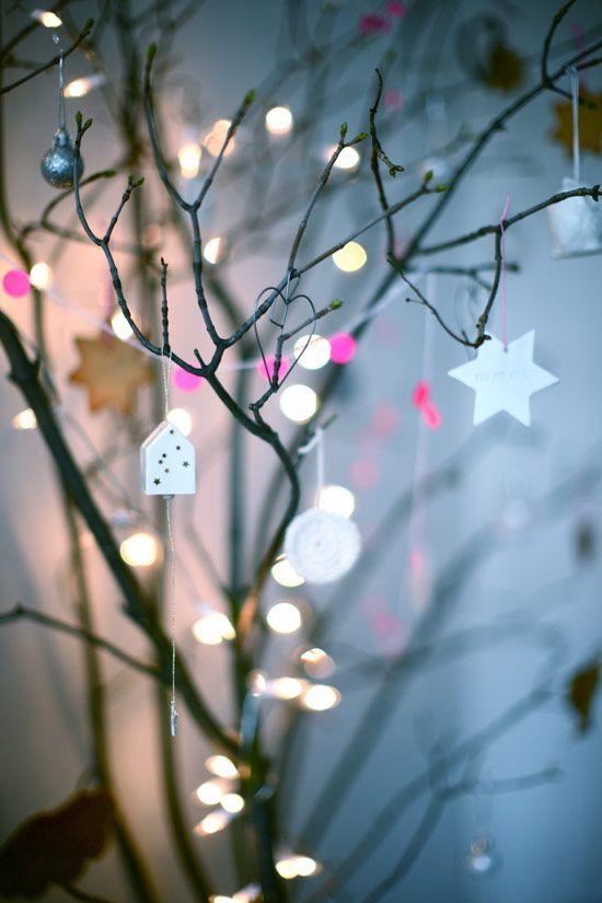 noel-2 kerstboom met lichtjes alternatieve kerstboom kerstversiering diy christmas tree alternative