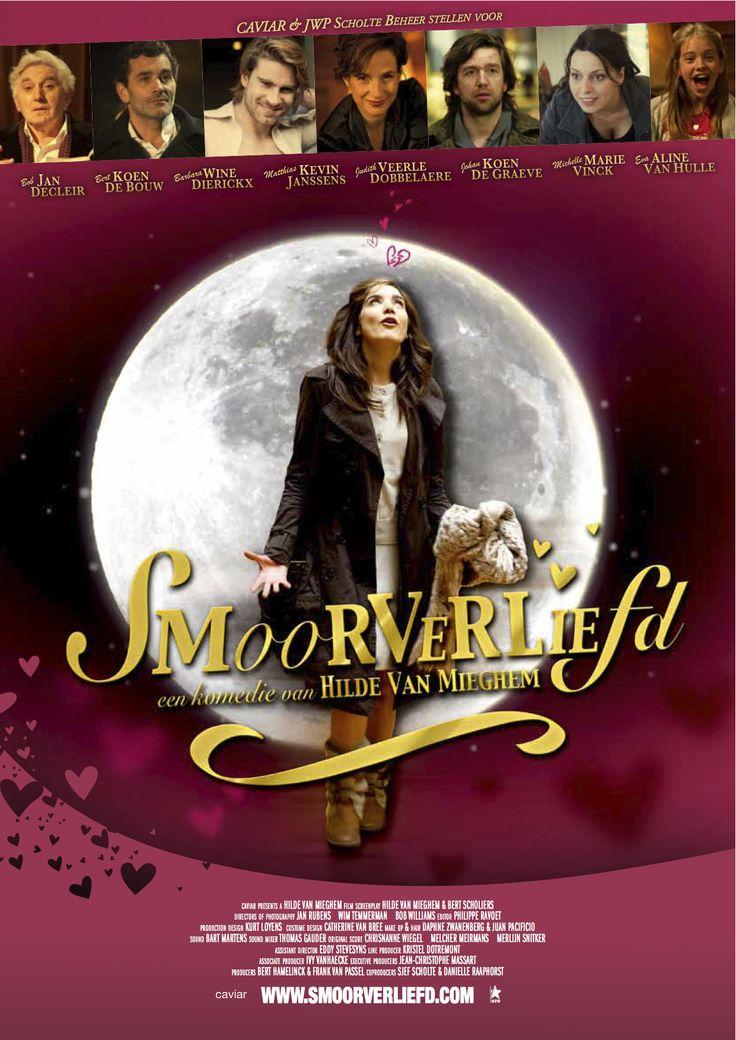 Smoorverliefd is een romantische komedie uit 2010 van regisseur Hilde Van Mieghem. De film ging in première op het Filmfestival van Gent.