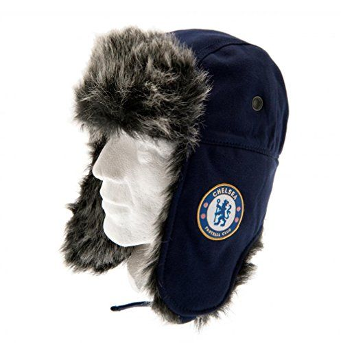 Chelsea Trapper Hat - Multi-Colour Chelsea F.C. https://www.amazon.co.uk/dp/B00FWDKBOU/ref=cm_sw_r_pi_dp_x_3Pl.xb55RPRTY