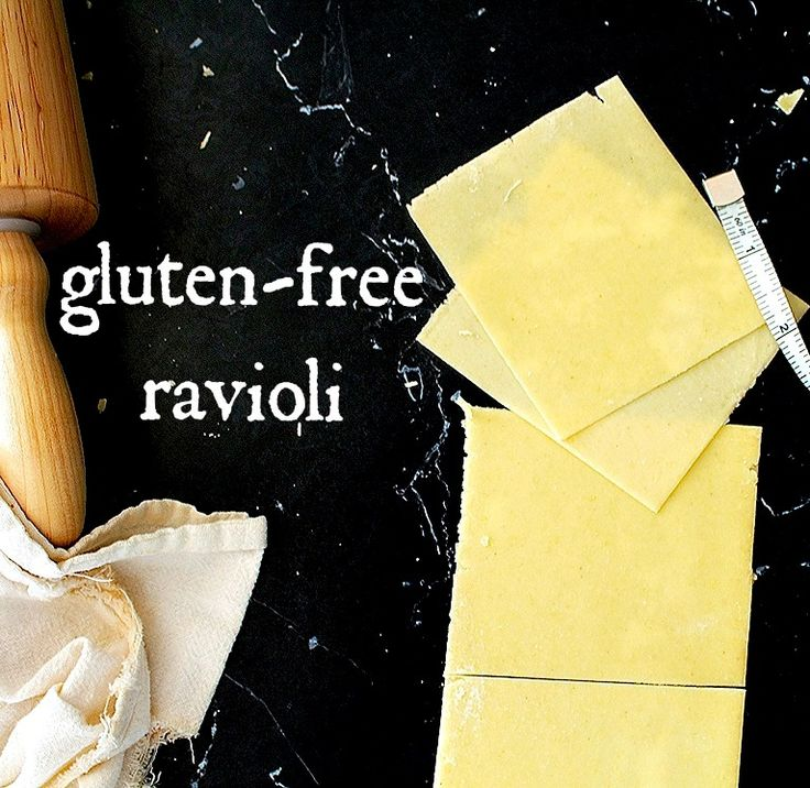 Gluten-Free Ravioli with Meat & Ricotta in a Lemon Dill Sauce