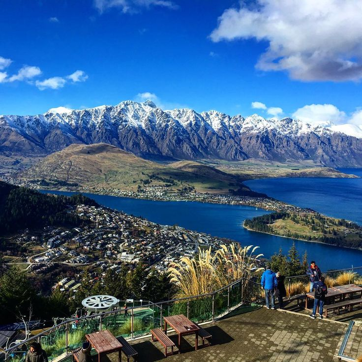 Queenstown, New Zealand. I am in awe...