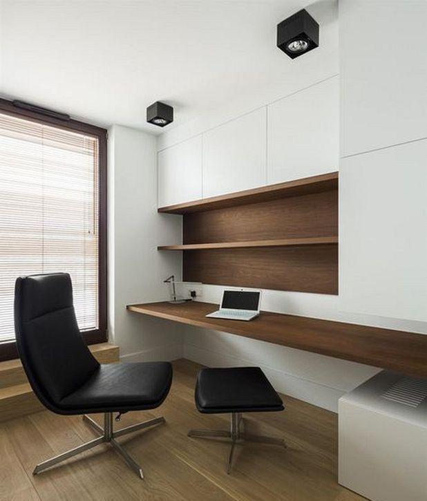 Delightful 30+ Masculine Home Office Ideas For Men