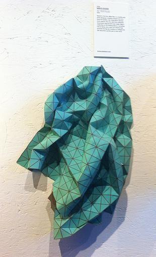 mika barr textile design studio - 3D Textile