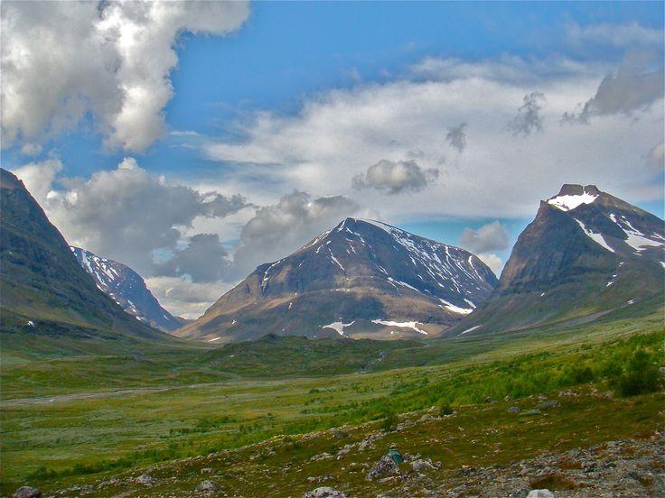 Trekking Kungsleden (the King's Trail) – Sweden
