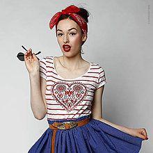 Folk T-shirt Májofka