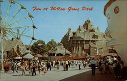 Fun was a lark at Willow Grove Park - Sure do miss those days!