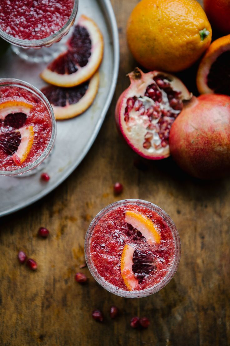 Blood Orange Mimosa from My Kitchen Love | The Best Champagne Cocktail Recipes