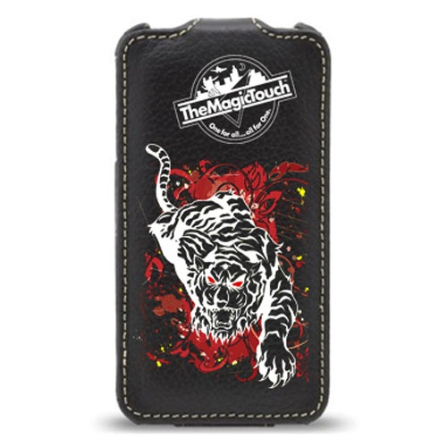 Sort-Iphone-Cover-trykket-med-CPM-transferpapir-tiger http://www.themagictouch.no