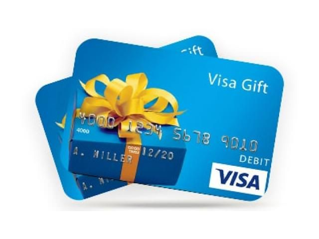 Get A Free $10 VISA GIft Card! (Every Month) - https://freebiefresh