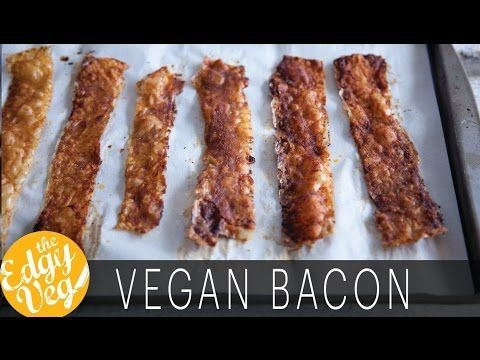 The Best Vegan Bacon: How To Make Vegan Bacon Using Rice Paper | The Edgy Veg